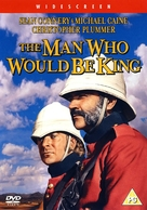 The Man Who Would Be King - British Movie Cover (xs thumbnail)
