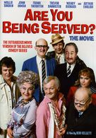 Are You Being Served? - British DVD movie cover (xs thumbnail)