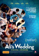 Ali's Wedding - Australian Movie Poster (xs thumbnail)