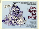 Anche Gli Angeli Mangiano Fagioli - Movie Poster (xs thumbnail)