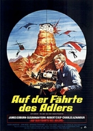 Sky Riders - German Movie Poster (xs thumbnail)