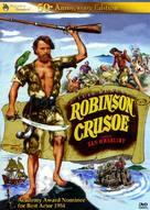Robinson Crusoe - DVD cover (xs thumbnail)