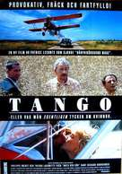 Tango - Swedish Movie Poster (xs thumbnail)