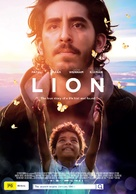 Lion - Australian Movie Poster (xs thumbnail)