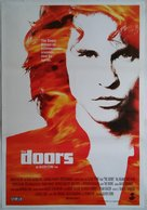 The Doors - Turkish Movie Poster (xs thumbnail)