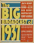 The Big Broadcast of 1937 - Movie Poster (xs thumbnail)