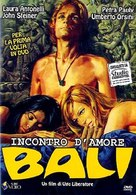 Incontro d'amore - Italian DVD cover (xs thumbnail)
