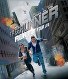 Freerunner - Blu-Ray cover (xs thumbnail)