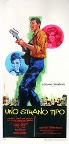 Uno strano tipo - Italian Movie Poster (xs thumbnail)