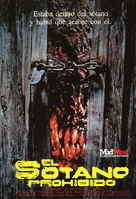The Cellar - Spanish Movie Cover (xs thumbnail)