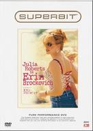 Erin Brockovich - Japanese DVD cover (xs thumbnail)