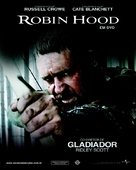 Robin Hood - Brazilian Movie Poster (xs thumbnail)