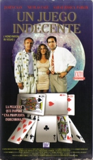 Honeymoon In Vegas - Mexican VHS cover (xs thumbnail)