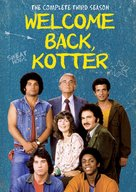 """""""Welcome Back, Kotter"""" - DVD movie cover (xs thumbnail)"""