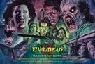 Evil Dead II - British Movie Poster (xs thumbnail)