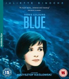 Trois couleurs: Bleu - British Movie Cover (xs thumbnail)
