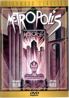 Metropolis - DVD movie cover (xs thumbnail)