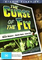 Curse of the Fly - Australian DVD movie cover (xs thumbnail)
