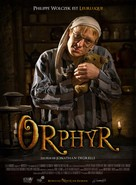 Orphyr - French Movie Poster (xs thumbnail)