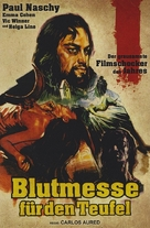 Espanto surge de la tumba, El - German Movie Poster (xs thumbnail)