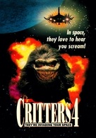 Critters 4 - Movie Cover (xs thumbnail)