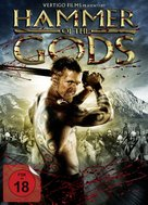Hammer of the Gods - German DVD cover (xs thumbnail)
