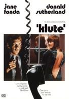 Klute - DVD cover (xs thumbnail)