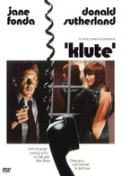 Klute - DVD movie cover (xs thumbnail)