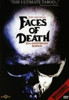 Faces Of Death - DVD cover (xs thumbnail)