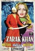 Zarak - Italian Movie Poster (xs thumbnail)