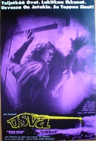 The Fog - Finnish Movie Poster (xs thumbnail)