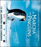 March Of The Penguins - Brazilian Movie Poster (xs thumbnail)