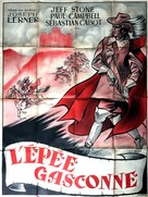 La spada imbattibile - French Movie Poster (xs thumbnail)