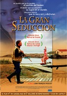 La grande séduction - Uruguayan Movie Poster (xs thumbnail)