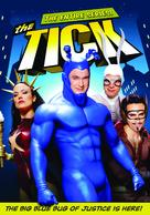 """The Tick"" - DVD cover (xs thumbnail)"
