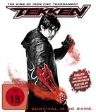 Tekken - German Blu-Ray cover (xs thumbnail)