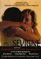 Sévigné - Spanish Movie Poster (xs thumbnail)