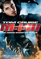 Mission: Impossible III - German Movie Poster (xs thumbnail)