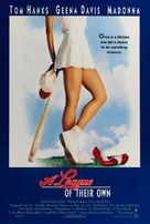 A League of Their Own - Movie Poster (xs thumbnail)