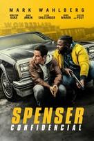 Spenser Confidential - Spanish Movie Cover (xs thumbnail)