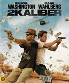 2 Guns - Hungarian Blu-Ray cover (xs thumbnail)