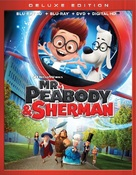 Mr. Peabody & Sherman - Blu-Ray cover (xs thumbnail)