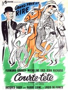 Courte tête - French Movie Poster (xs thumbnail)