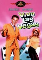 Viva Las Vegas - DVD cover (xs thumbnail)