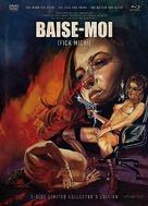 Baise-moi - Austrian Blu-Ray movie cover (xs thumbnail)