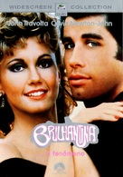 Grease - Portuguese DVD movie cover (xs thumbnail)