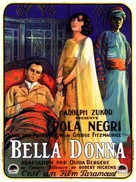 Bella Donna - French Movie Poster (xs thumbnail)