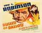 Bullets or Ballots - Movie Poster (xs thumbnail)