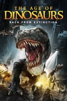 Age of Dinosaurs - DVD movie cover (xs thumbnail)