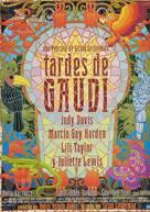 Gaudi Afternoon - Spanish poster (xs thumbnail)